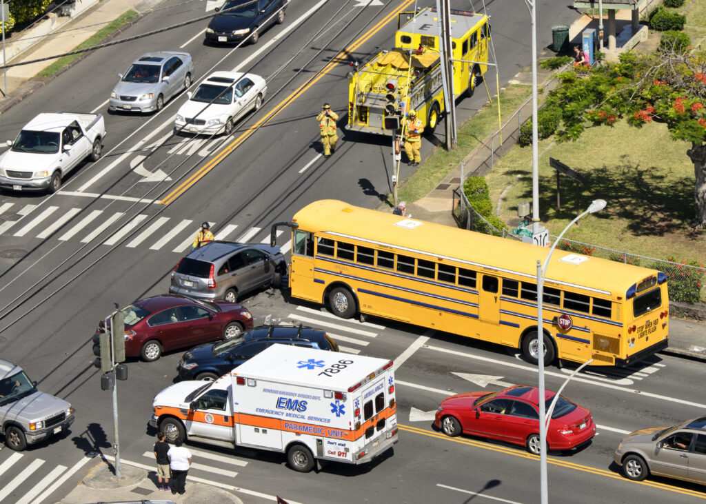 School Bus Accidents - Personal Injury Lawyers